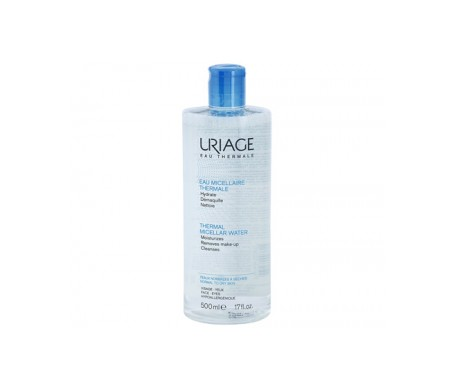 Uriage agua micelar 500ml