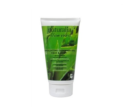Naturalia aloe vera gel exfoliante corporal 200ml