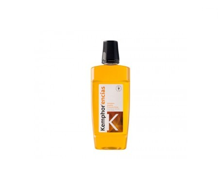 Kemphor Enjuague Bucal Con Zinc 500 Ml