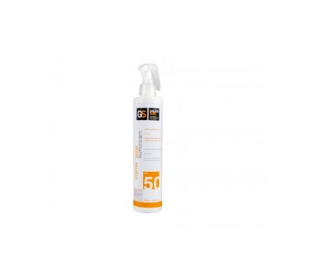 Galius Sun spray solar SPF50+ 200ml