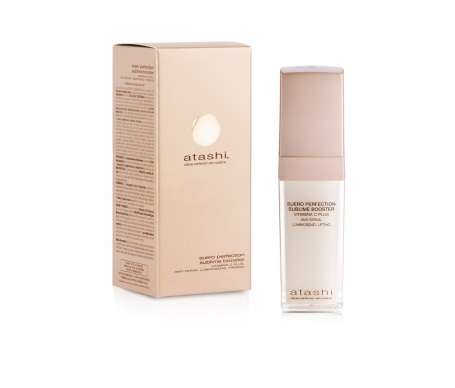 Atashi® Skin Sublime suero booster antifatiga luminosidad 50ml