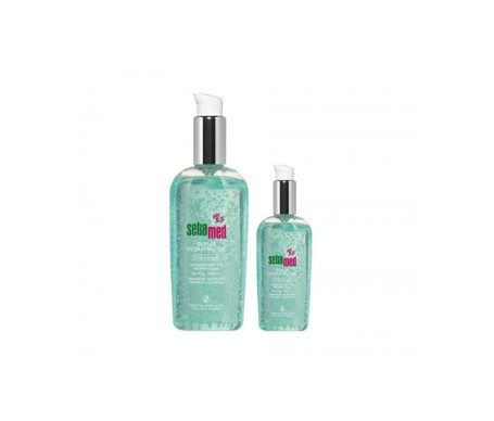 Sebamed gel aloe dermohidratante 500ml + 200ml
