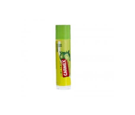 Carmex Lime Twist bálsamo labial stick