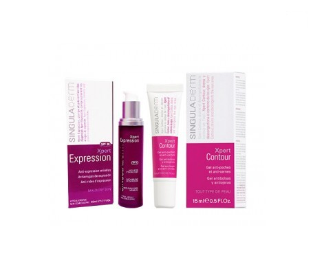Singuladerm xpert expression antiarrugas + xpert expression 15ml