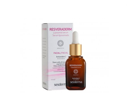 Resveraderm sérum antioxidante 30ml