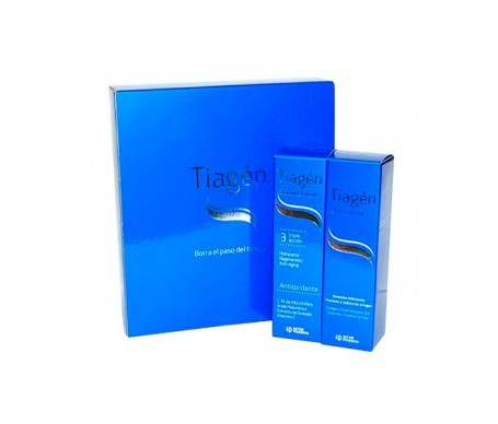 Tiagen sérum 30ml + antiarrugas 30ml