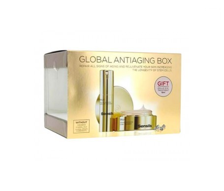 Sensilis Ydillic Global antiaging box