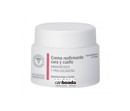 Crema Reafirmante Cara Y Cuello 50 Ml