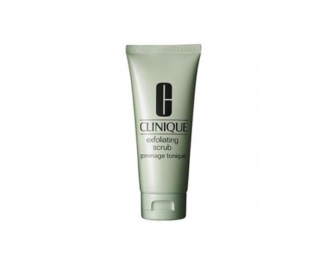 Clinique Exfoliating Scrub piel grasa 100ml