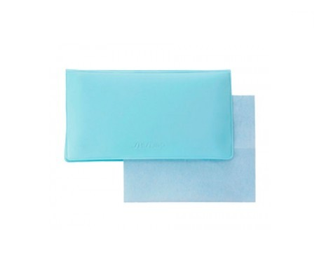 Shiseido Pureness Oil Control Blotting Paper 100uds