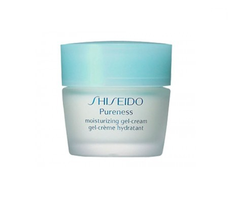 Shiseido Pureness Moisture gel-cream 40ml