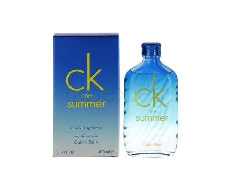 Calvin Klein One Summer 2015 Eau De Toilette Spray 100 Ml