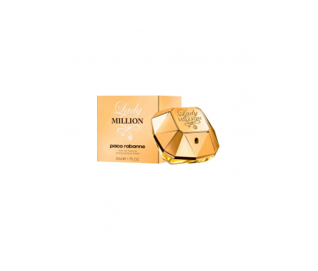 Paco Rabbane Lady Million Eau De Parfum Spray 50 Ml