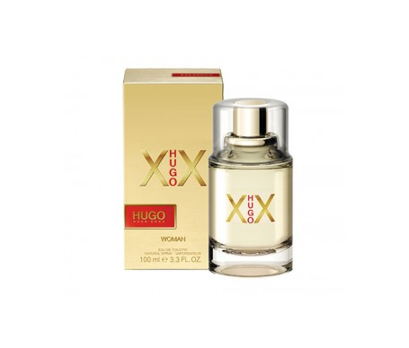 Hugo Boss Xx Woman Eau De Toilette Spray 100 Ml