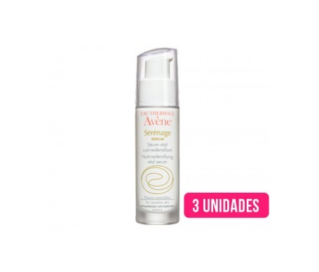 Avène Serenage sérum antiedad pieles maduras 3udsx30ml