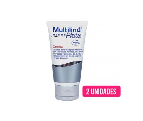 Multilind® microplata crema 75ml+75ml