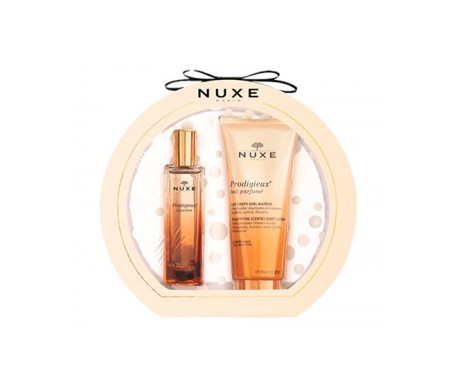 Nuxe Pack Prodigieux perfume 50ml + leche corporal 200ml