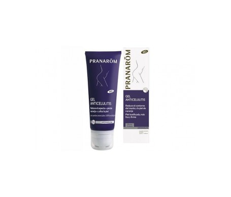Pranarom gel anticelulitis 200ml