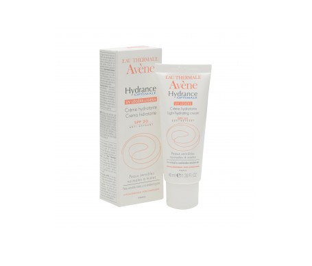 Avène Hydrance Optimale ligera SPF20+ 40ml