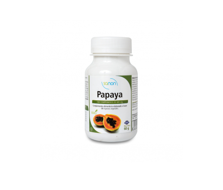 Sanon papaya 100comp 400mg