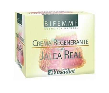 Ynsadiet crema facial jalea real 50ml