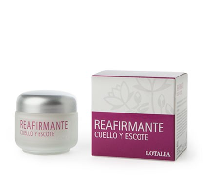 Lotalia crema reafirmante cuello y escote 50ml