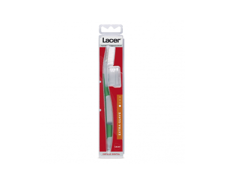 Lacer Technic cepillo dental extra suave 1ud