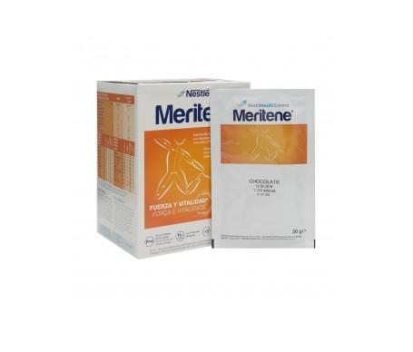 Meritene® batidos sabor chocolate 15 sobres