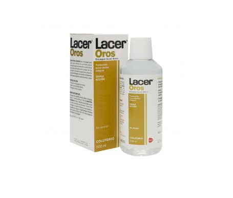 Lacer® Oros colutorio 500ml