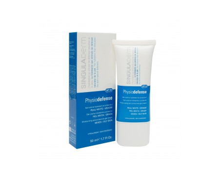 Singuladerm Physiodefense gel crema 50ml