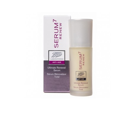 Serum7 Renew Renovador Total 30ml