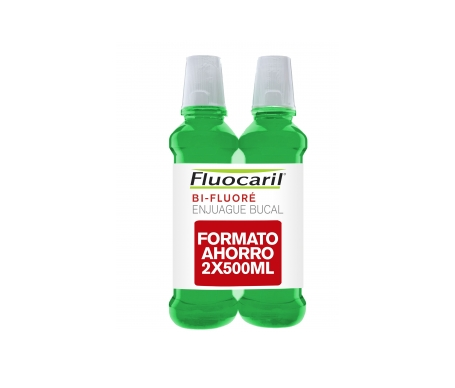 Fluocaril® Bi-fluoré colutorio 500ml+500ml