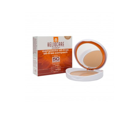 Heliocare Color Compacto Oil-Free SPF50+ light 10g