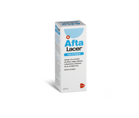 AftaLacer colutorio 120ml