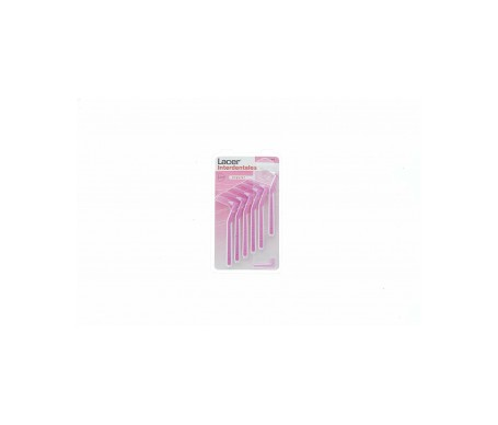 Lacer Interdental angular ultrafino 6uds