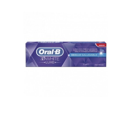 Oral-B White Luxe pasta dental 75ml