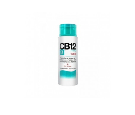 CB12® enjuague bucal suave 250ml
