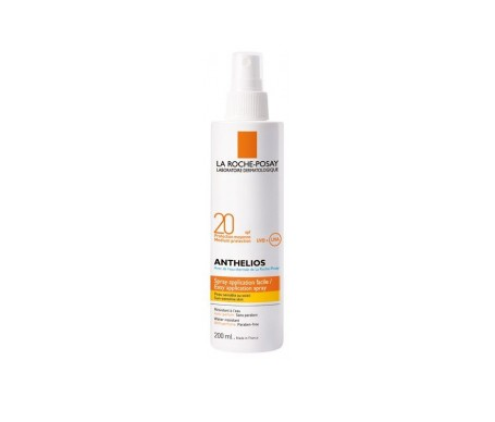 La Roche-Posay Anthelios SPF20+ spray 200ml