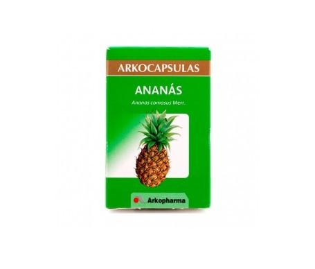 Arkocápsulas Ananas 48cáps