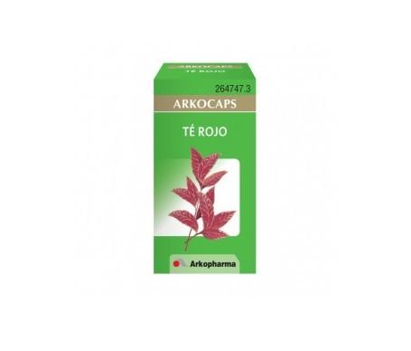 Arkocaps té rojo 50cáps