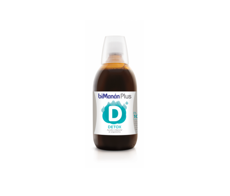 biManán® Plus D Detox 500ml