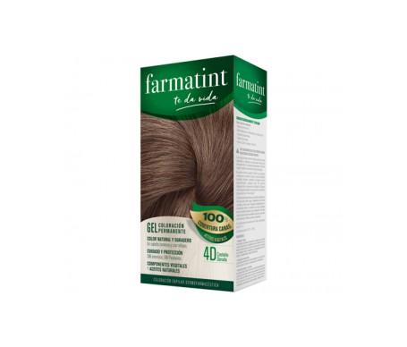 Farmatint Classic 4D marrone dorato 135ml