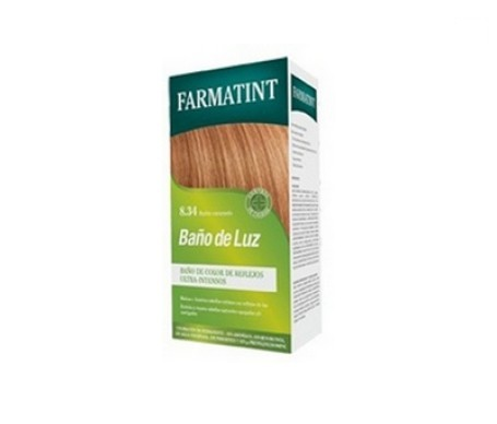 Farmatint Light Bath 8.34 caramel blonde 75ml