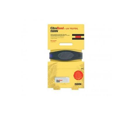 CitroBand pulsera antimosquitos + 2 recargas