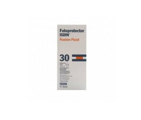 Fotoprotector ISDIN® Fusion Fluid SPF30+ 50ml
