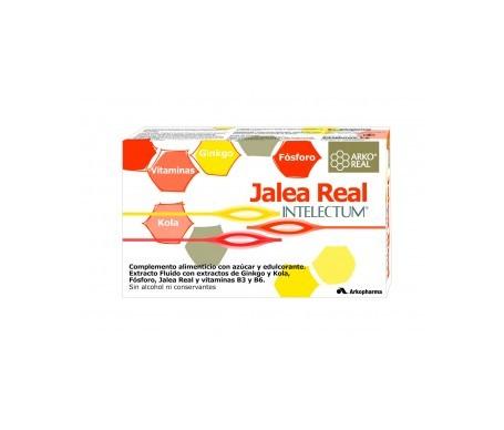 Arkoreal Royal Jelly Intelectum avec Phosphorus 20amp