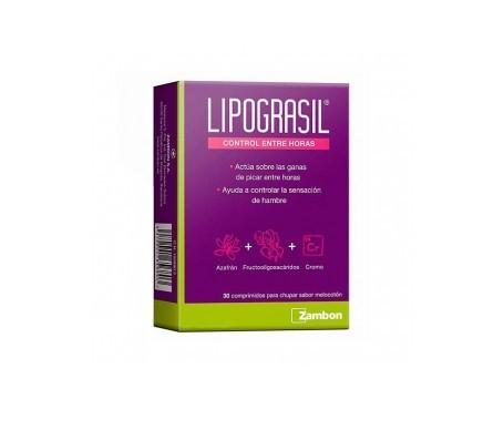 Lipograsil Control Entre Horas 30comp masticables