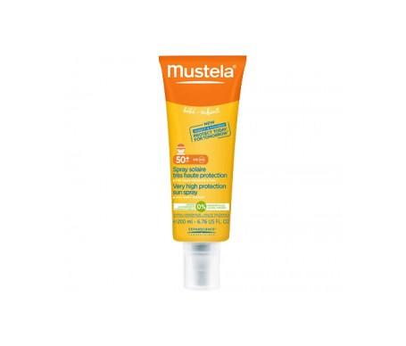Mustela spray solar SPF50+ 200ml