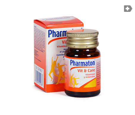 Pharmaton® Vit & Care 60comp