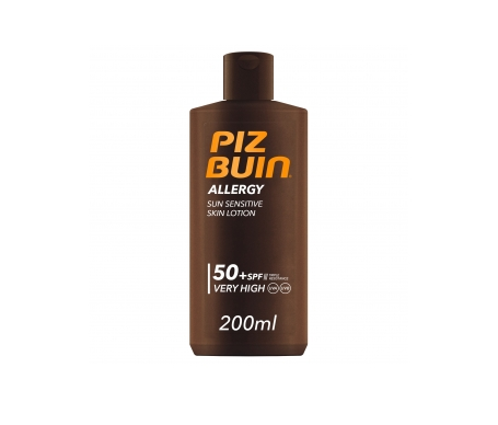 Piz Buin® Allergy SPF50+ loción 200ml